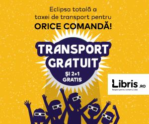 Campanie de reduceri TRANSPORT GRATUIT si 2+1 GRATIS, doar azi!