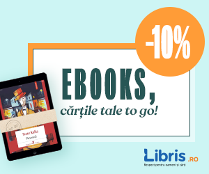 Campanie de reduceri Weekend eBooked! -10% la cartile tale to go!