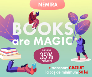 Campanie de reduceri Books are Magic