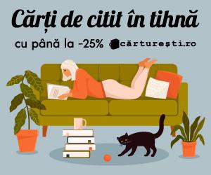Campanie de reduceri CÄ'RÈšI DE CITIT ÎN TIHNÄ'