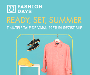 Campanie de reduceri Ready, Set, Summer (refresh barbati)