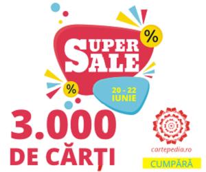 Campanie de reduceri 3 zile cu Super Sale Cartepedia