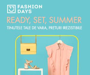 Campanie de reduceri Ready, Set, Summer (refresh femei)