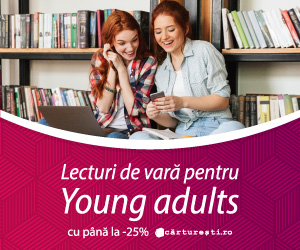 Campanie de reduceri LECTURI DE VARA PENTRU YA CU PANA LA -25%