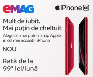 Campanie de reduceri Campanie iPhone SE, 06-19 iulie