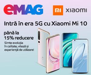Campanie de reduceri Campanie Xiaomi Mi 10