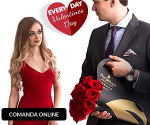 Campanie de reduceri Every day its Valentines Day