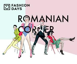 Campanie de reduceri Romanian Corner - branduri si creatori autohtoni