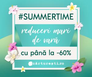 Campanie de reduceri #Summertime - reduceri mari de vară - până la -60%