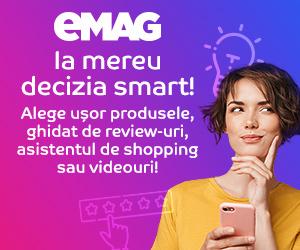 Campanie de reduceri Campanie decizii smart