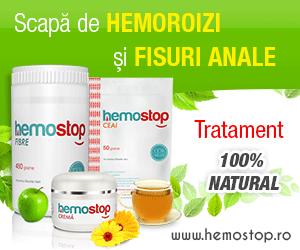 Campanie de reduceri Hemostop 3 Iulie2020