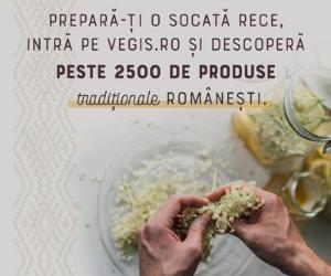 Campanie de reduceri Produse tradiționale românești Până la -52%