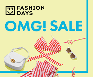 Campanie de reduceri OMG! Sale (refresh femei)