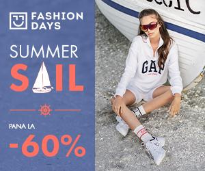 Campanie de reduceri Summer Sail - pana la -60% la articolele pentru femei (refresh)