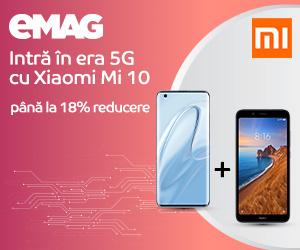 Campanie de reduceri Campanie Xiaomi Mi 10, 10- 16.08.2020