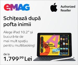 Campanie de reduceri Campanie iPad 10.2