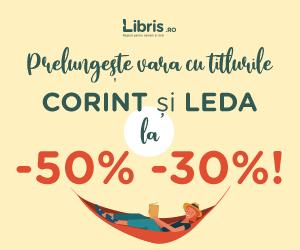 Campanie de reduceri Corint È™i Leda la -50% -30%
