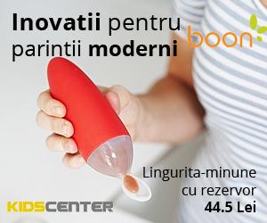 Campanie de reduceri Lingurita cu rezervor