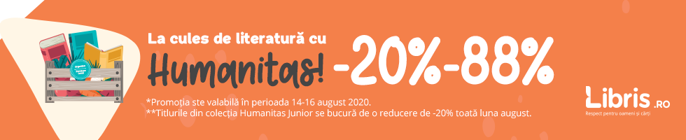Campanie de reduceri Humanitas cu -20%-88% reducere!