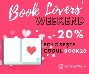 Campanie de reduceri Book Lovers' Weekend