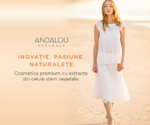 Campanie de reduceri Cosmetice Andalou Naturals, Non-GMO