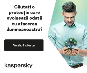 Campanie de reduceri Kaspersky Endpoint Security Business - Select
