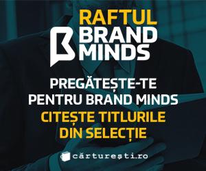 Campanie de reduceri Brand Minds 2020