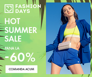 Campanie de reduceri Hot Summer Sale - pana la -60% la articolele pentru femei (refresh)