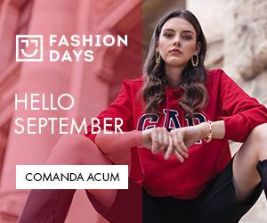 Campanie de reduceri Hello September - sezon nou, reduceri noi! (femei)