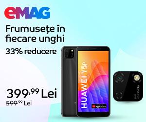 Campanie de reduceri Campanie Huawei Y5P