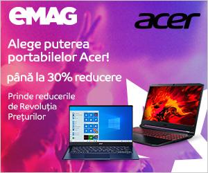 Campanie de reduceri Acer Revolutia Preturilor