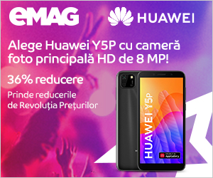 Campanie de reduceri Campanie Huawei Revolutia Preturilor
