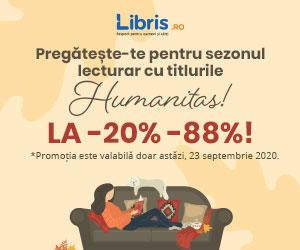 Campanie de reduceri Humanitas cu -20% -88% reducere. Doar azi!