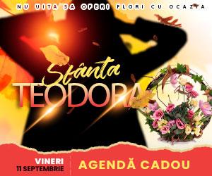 Campanie de reduceri Sfanta Teodora, 11 Septembrie