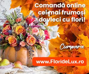 Campanie de reduceri Dovleci cu flori & Flori pentru femeia Balanta  2020