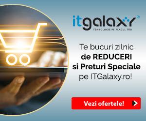 Campanie de reduceri Oferte ITGalaxy.ro - campanie cu bannere