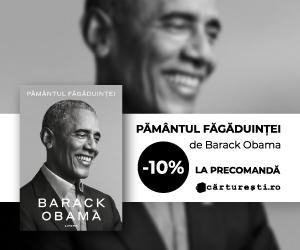Campanie de reduceri Barack Obama: PÄ'MÃ'NTUL FÄ'GÄ'DUINÈšEI