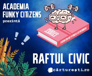 Campanie de reduceri Raftul Funky Citizens