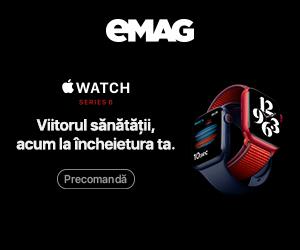 Campanie de reduceri Campanie precomanda Apple Watch Series 6