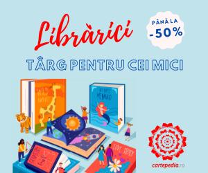 Campanie de reduceri Librarici - carti pt cei mici
