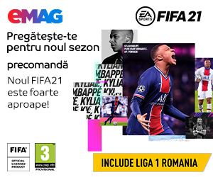 Campanie de reduceri FIFA21 - Precomanda