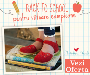 Campanie de reduceri Back to school 14