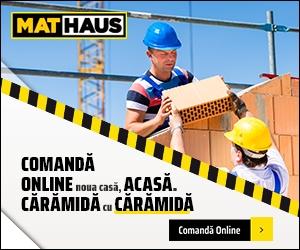Campanie de reduceri Caramida - Comanda online cu livrare asigurata