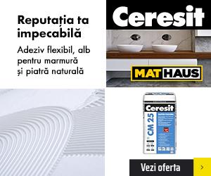 Campanie de reduceri Adeziv pentru placari Ceresit CM25