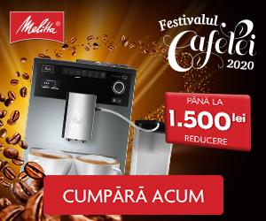 Campanie de reduceri Festivalul Cafelei 2020!