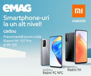 Campanie de reduceri Campanie Xiaomi Mi10T