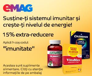 Campanie de reduceri Campanie VitaMax, 08-29 octombrie