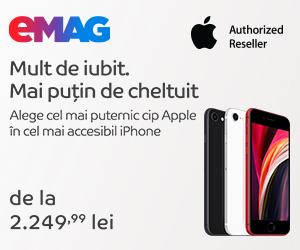 Campanie de reduceri Campanie iPhone SE