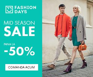 Campanie de reduceri Mid Season Sale - reduceri de pana la 50% (refresh)