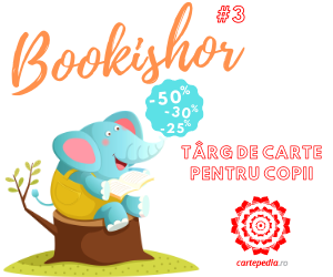 Campanie de reduceri Bookishor #3